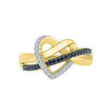Abounding Heart Everyday Diamond Ring