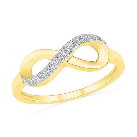 Eternal Infinity Ring