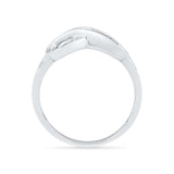 Fine Infinity Everyday Diamond Ring