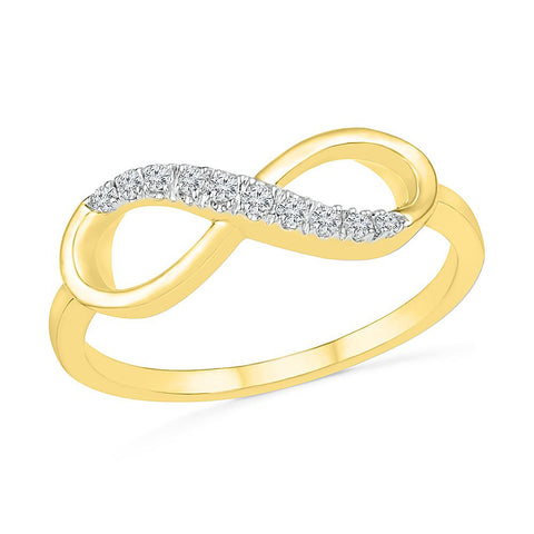 Unlimited Love Infinity Ring