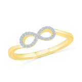 Love Her Eternity Infinity Ring