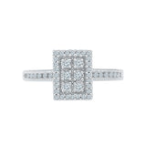 Ravishing Diamond Engagement Ring