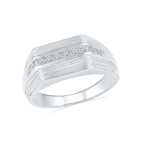 The Prestige Diamond Ring for Men