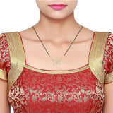 Feather Light Diamond Mangalsutra