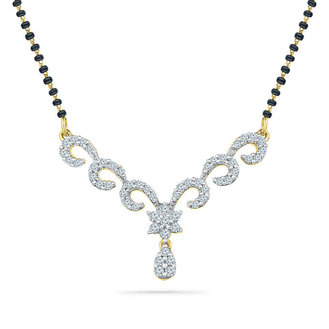 Florent Diamond Mangalsutra
