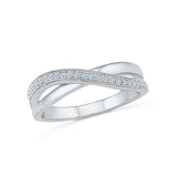 Spirit Diamond Everyday Ring