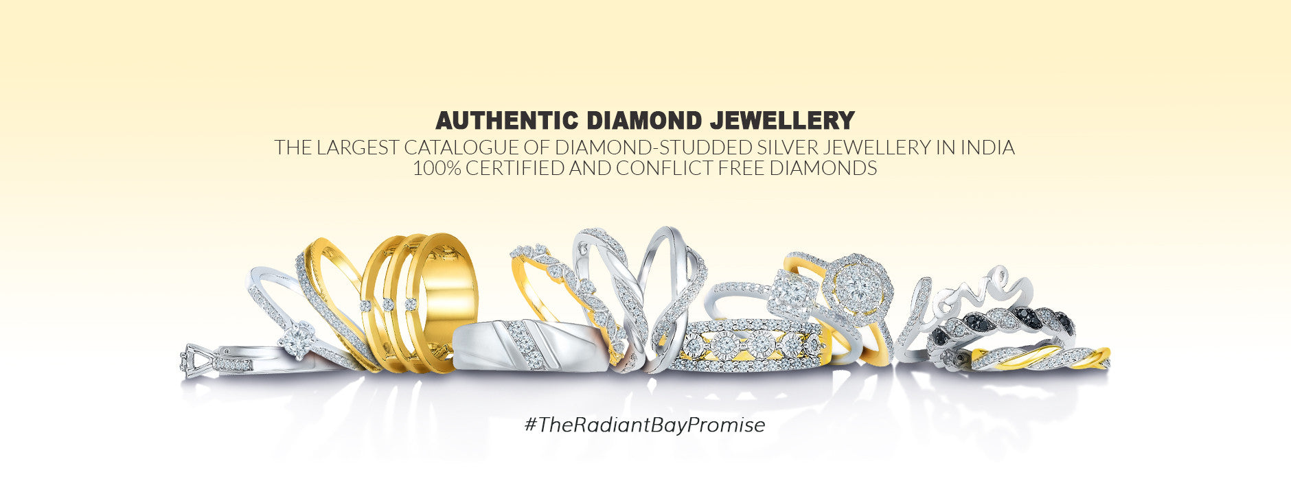 Authentic Diamond Jewellery