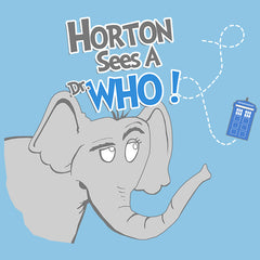 Horton Sees a Dr. Who