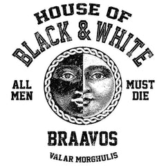 House of Black and White (Black)