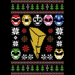 Mighty Morphin' Sweater