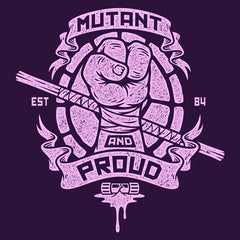 Mutant and Proud - Donnie