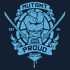 Mutant and Proud - Leo