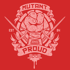 Mutant and Proud - Raph