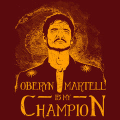 Oberyn is My Champion