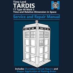 Tardis Service and Repair Manual
