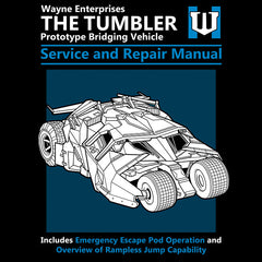 The Tumbler Service and Repair Manual
