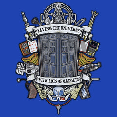 Timelord Crest