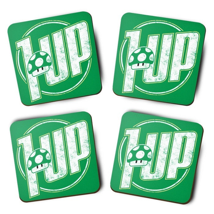 1 Up - Coasters