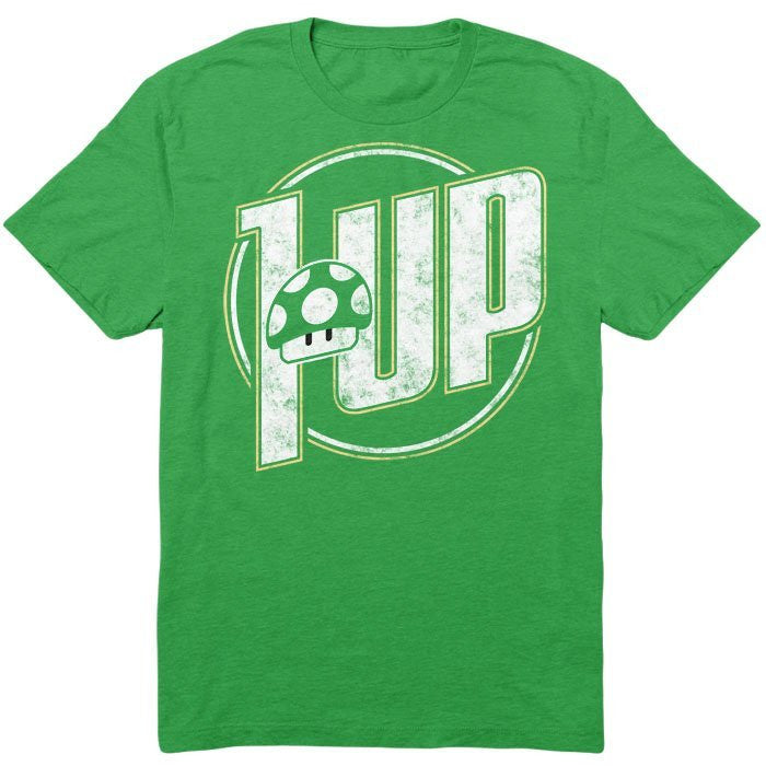 1 Up - Youth T-Shirt