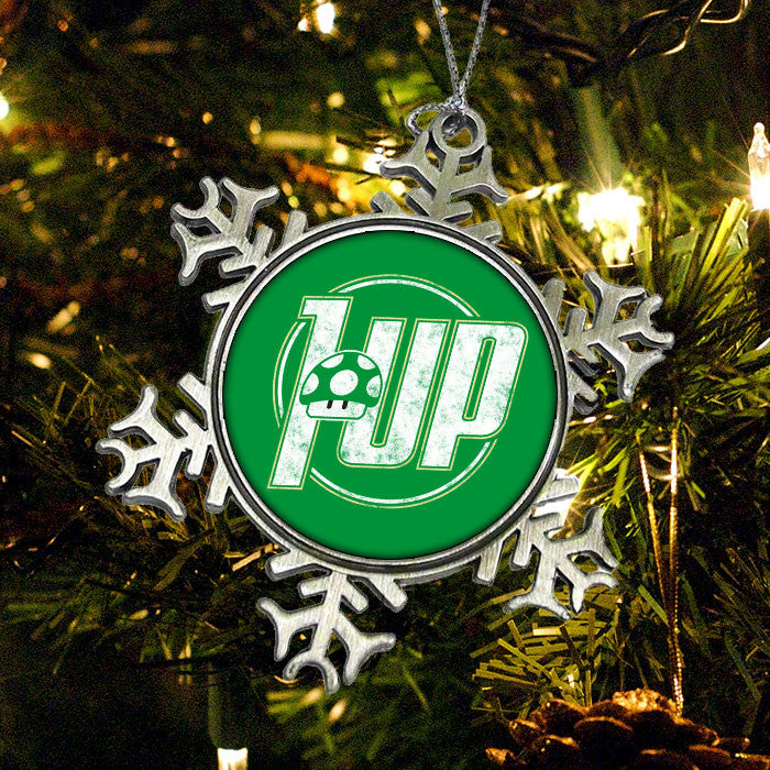 1 Up - Ornament