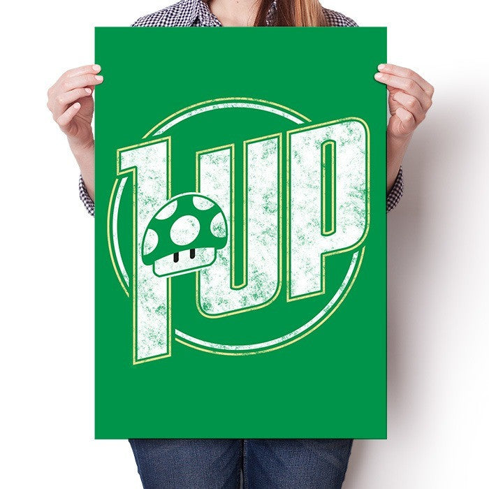 1 Up - Poster