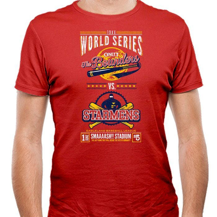 19XX World Series - Men's Fitted T-Shirt