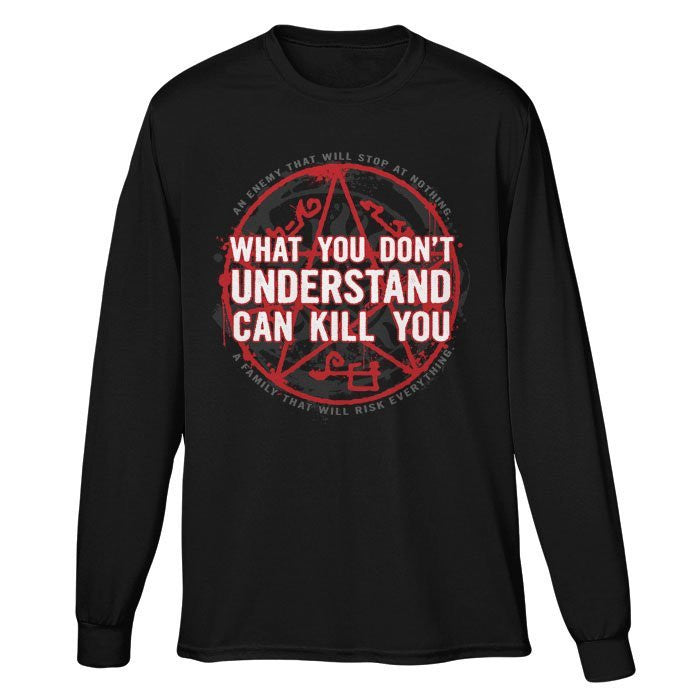 A Law to Live By - Long Sleeve T-Shirt (Unisex)