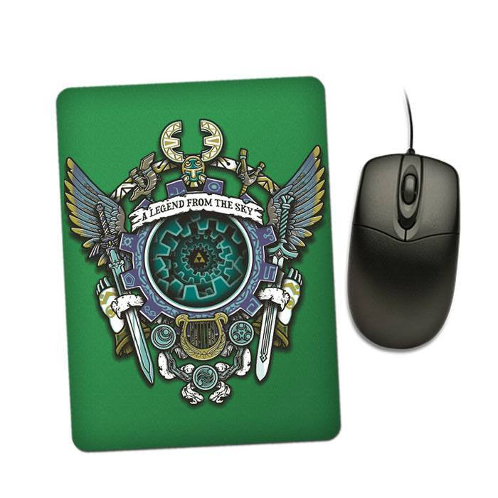 A Legend from the Sky - Mousepad