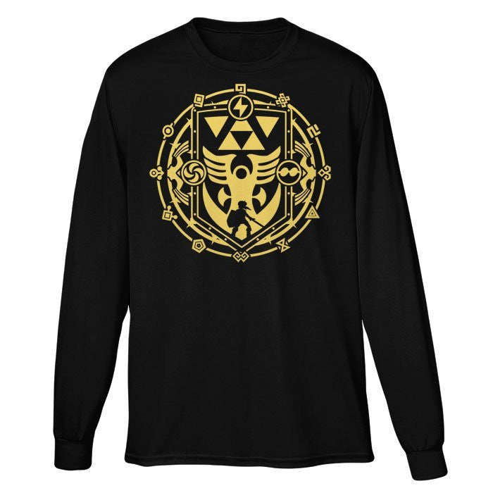 A Link to the Dark - Long Sleeve T-Shirt (Unisex)
