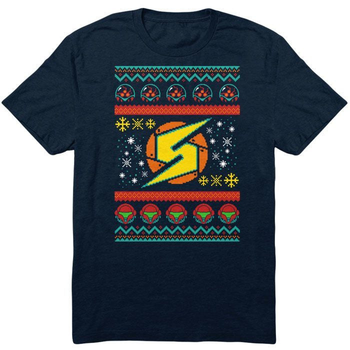 A Metroid Christmas - Infant/Toddler T-Shirt
