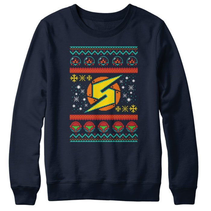 A Metroid Christmas - Sweatshirt