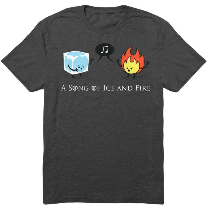 A Song of Ice and Fire - Youth T-Shirt