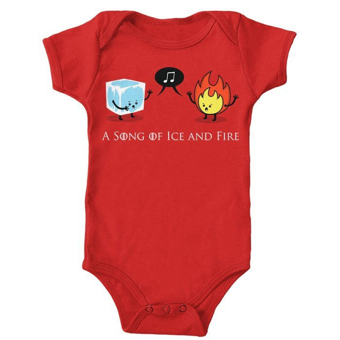A Song of Ice and Fire - Onesie
