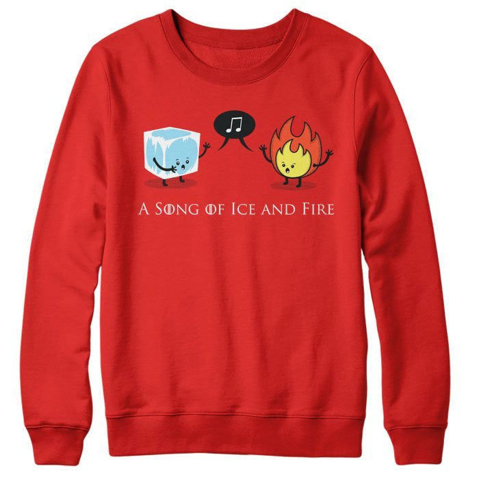 A Song of Ice and Fire - Sweatshirt