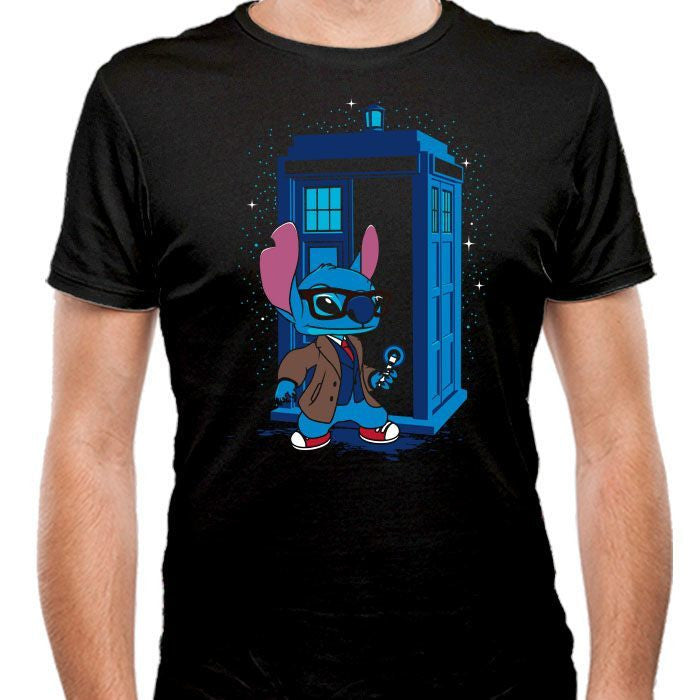 A Stitch in Time - Men's Fitted T-Shirt