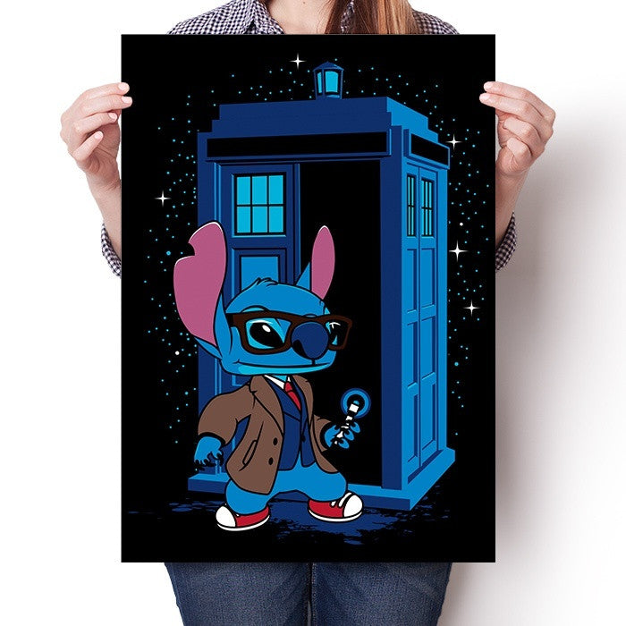 A Stitch in Time - Poster