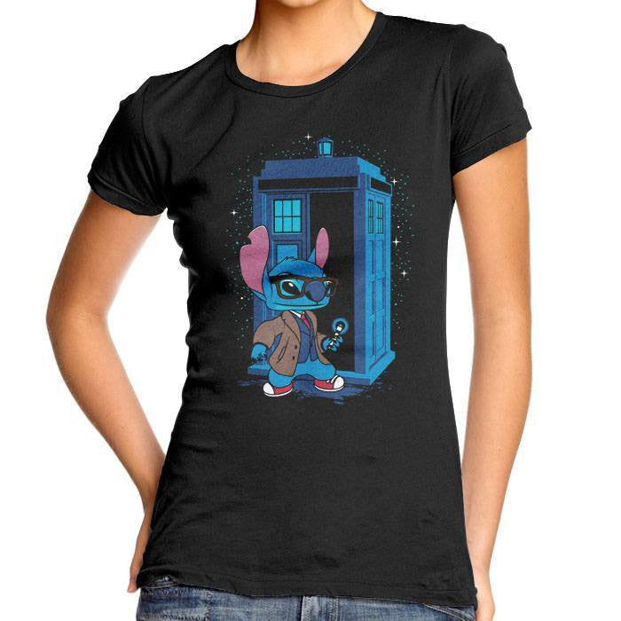 A Stitch in Time - Women's Fitted T-Shirt
