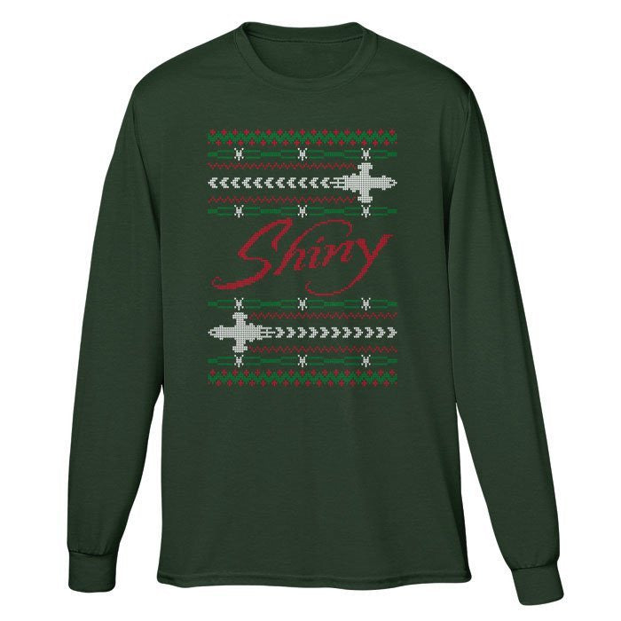 A Very Shiny Christmas - Long Sleeve T-Shirt (Unisex)