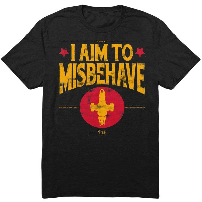 Aim to Misbehave - Infant/Toddler T-Shirt
