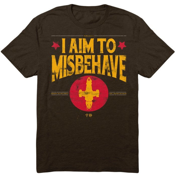 Aim to Misbehave - Youth T-Shirt