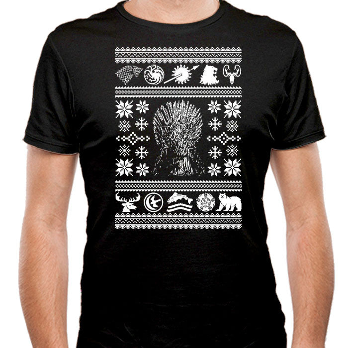 All I Want for Christmas is Westeros - Men's Fitted T-Shirt