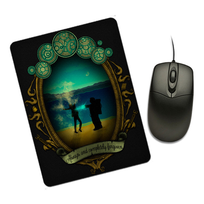 Always and Completely Forgiven - Mousepad