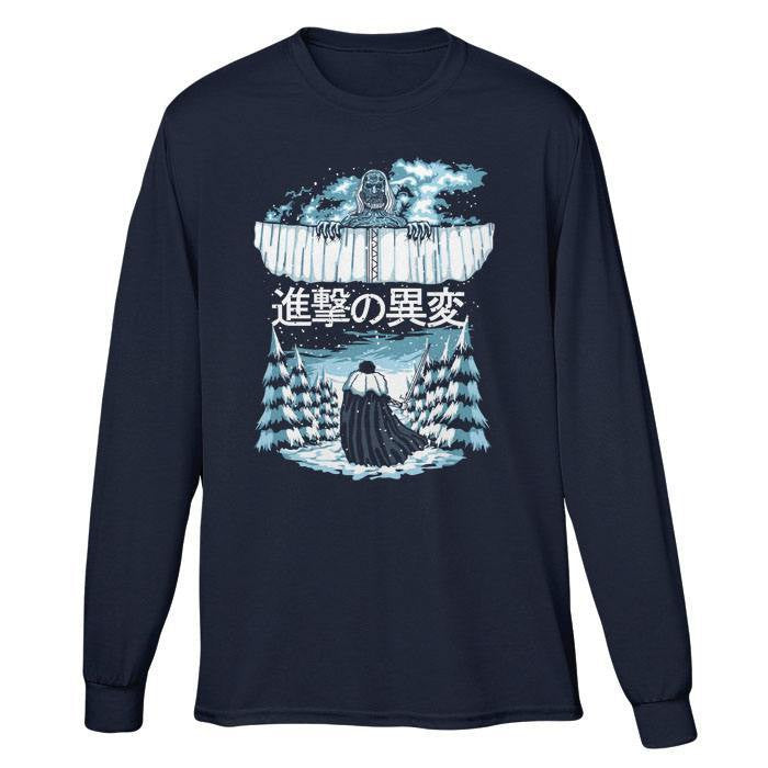 Attack of the Others - Long Sleeve T-Shirt (Unisex)