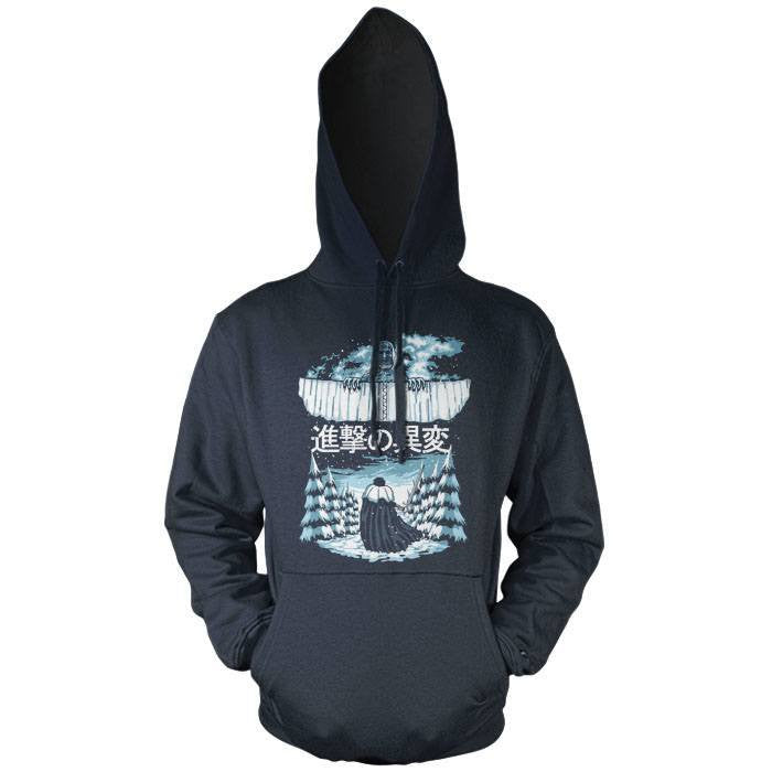 Attack of the Others - Pullover Hoodie