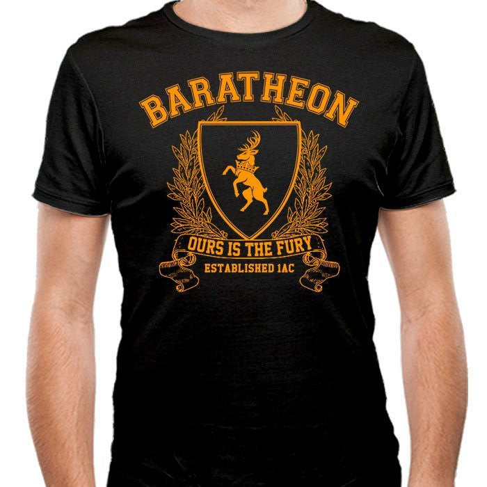 Baratheon University - Men's Fitted T-Shirt
