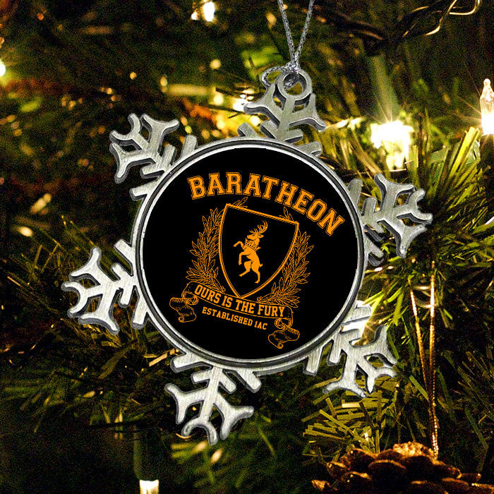 Baratheon University - Ornament