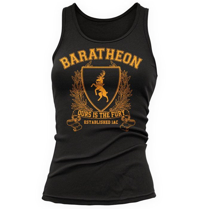 Baratheon University - Women's Tank Top