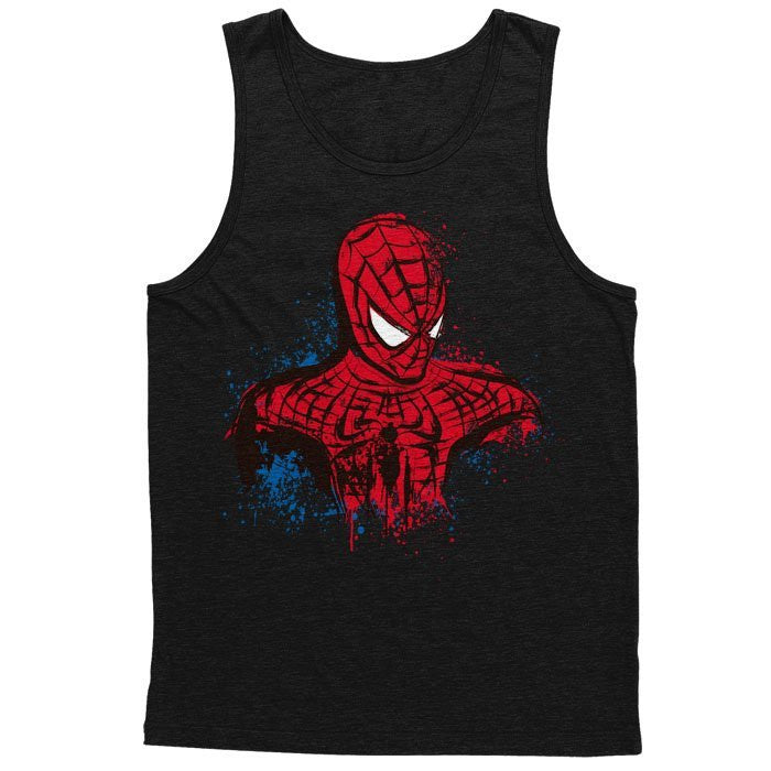 Behind the Mask - Men's Tank Top
