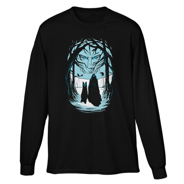 Beyond the Wall - Long Sleeve T-Shirt (Unisex)