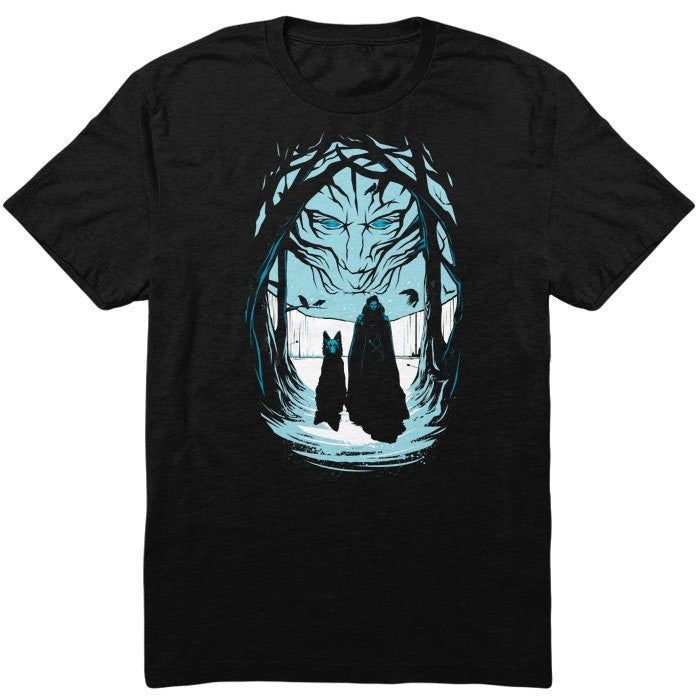 Beyond the Wall - Men's T-Shirt